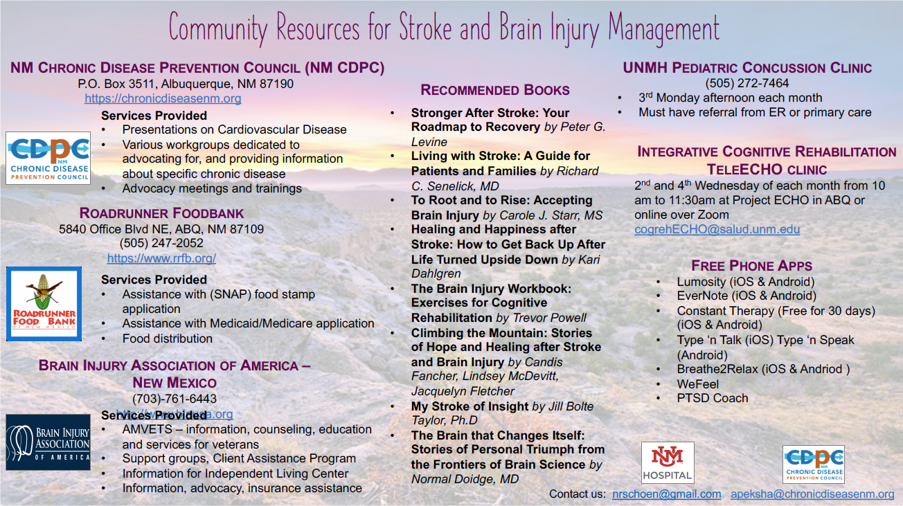 Heart Disease & Stroke Infographic Pg 2